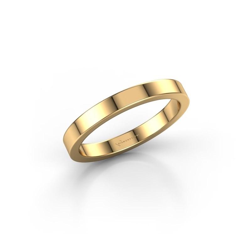 Aanschuifring SRH0030B304 375 goud