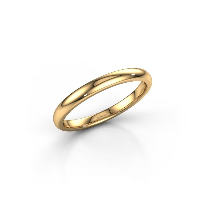 Stackable ring SR30B4 375 gold