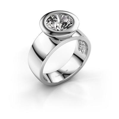 Ring Maxime 925 Silber Diamant 2.00 crt