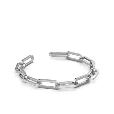 Armband CFE sqr 8.0 950 platina ±8 mm