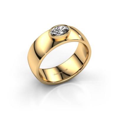 Ring Wilma 1 585 Gold Diamant 0.50 crt