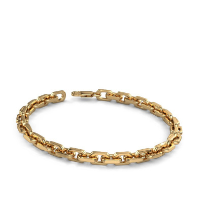 Picture of Bracelet anchor 1 6mm 585 gold ±0.24 in