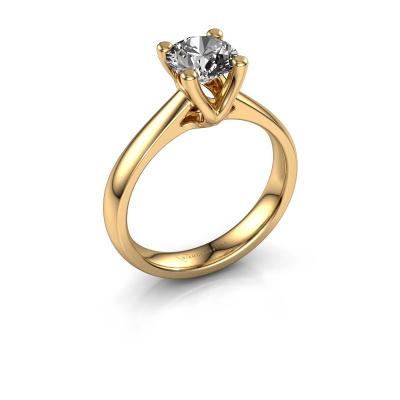 Verlobungsring Janna 1 585 Gold Diamant 1.00 crt