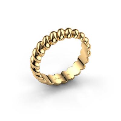 Aanschuifring Fenne 585 goud