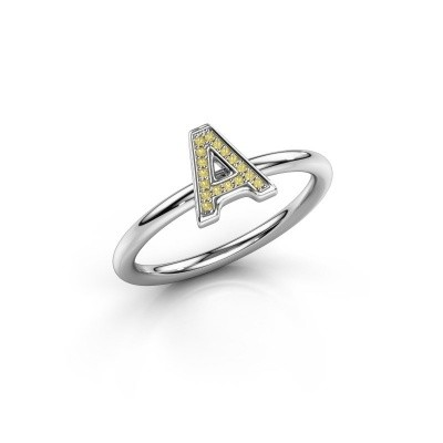 Bague Initial ring 070 925 argent