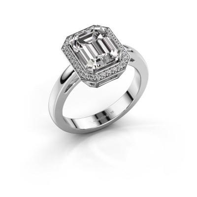 Foto van Verlovingsring Dodie 1 925 zilver lab-grown diamant 2.65 crt