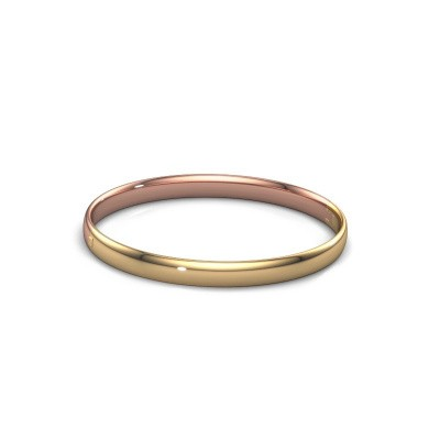 Picture of Bangle Jane 6mm 585 rose gold