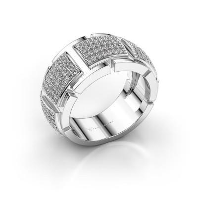 Foto van Ring Laura 585 witgoud lab-grown diamant 0.75 crt