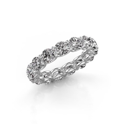 Picture of Ring Kirsten 4.2 585 white gold lab-grown diamond 4.50 crt
