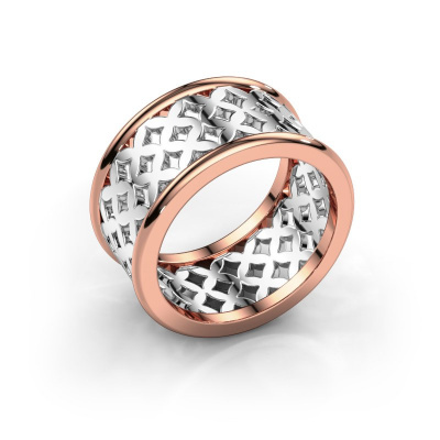 Ring Madelief 585 rose gold