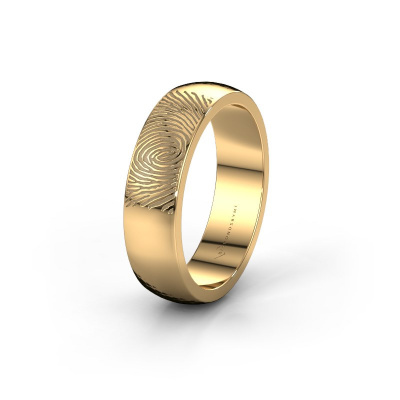Picture of Wedding ring WMH0420M26BP 585 gold ±0.24x0.06 in
