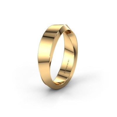 Picture of Wedding ring WH2232M15E 585 gold ±0.20x0.1in