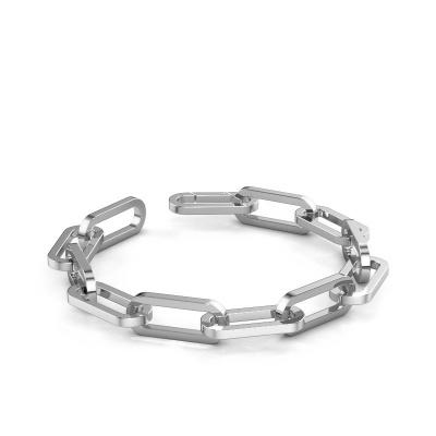 Armband CFE sqr 10.0 950 Platin ±10 mm