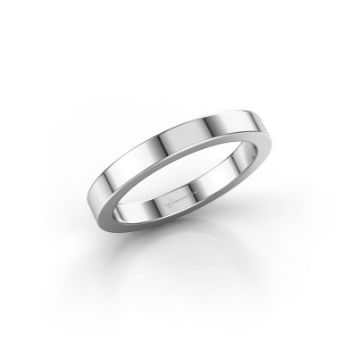 Picture of Stackable ring SRH0030B306 585 white gold