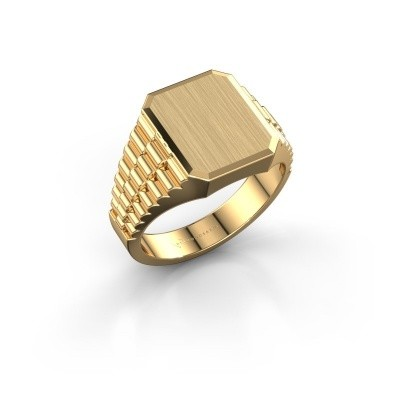 Picture of Signet ring Erik 2 585 gold