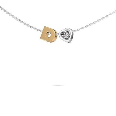 Letter hanger Initial 040 585 goud