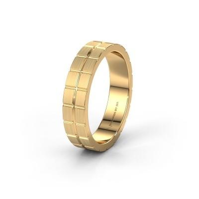Foto van Trouwring WH2011M65BM 585 goud ±5x2 mm