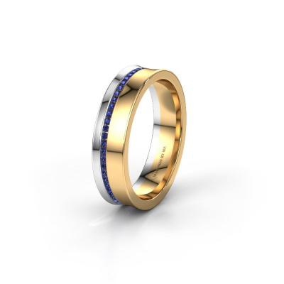 Ehering WH6090L55A 585 Gold Saphir ±5x1.7 mm