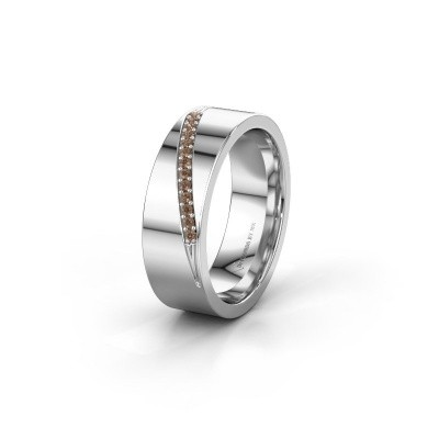 Alliance WH2146L17A 375 or blanc diamant brun ±7x1.7 mm