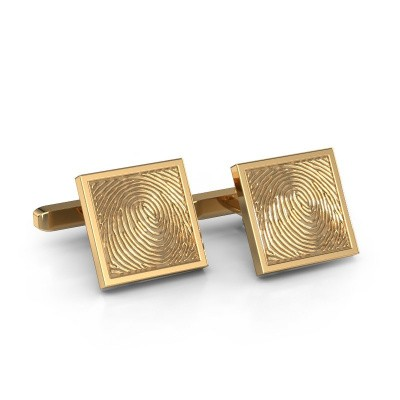 Picture of Cufflinks Tjeerd 585 gold