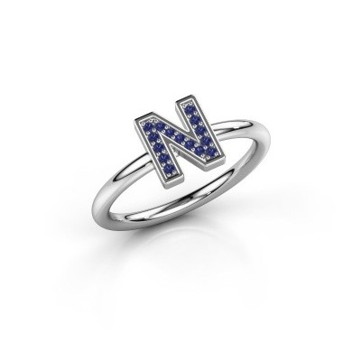Ring Initial ring 110 925 silver
