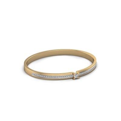 Armband Myrthe 585 goud lab-grown diamant 0.742 crt