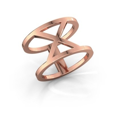 Ring Sharri 1 375 rosé goud