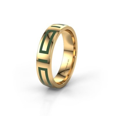 Wedding ring WH2228M25A 375 gold ±0.20x0.07 in