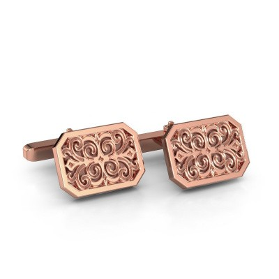Cufflinks Wouter 375 rose gold