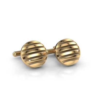 Picture of Cufflinks Raymond 585 gold