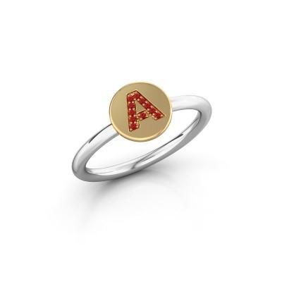 Foto van Ring Initial ring 050 585 witgoud