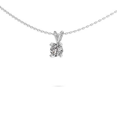 Foto van Hanger Eva 950 platina diamant 0.50 crt