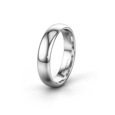 Picture of Wedding ring WH0100M35BP 585 white gold ±0.20x0.08 in