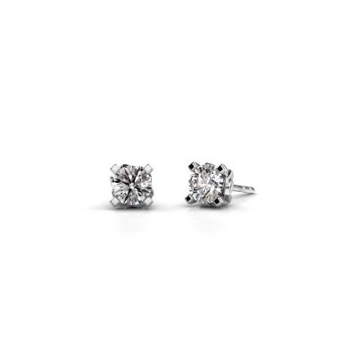Picture of Earrings Ize 585 white gold diamond 2.00 crt