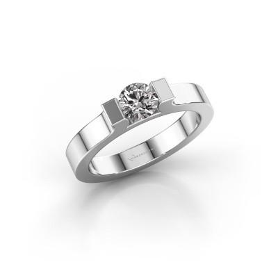 Foto van Verlovingsring Jodee 950 platina diamant 0.50 crt
