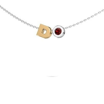 Picture of Initial pendant Initial 030 585 gold