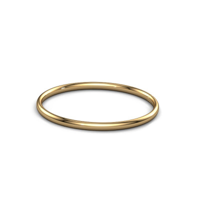 Foto van Slavenarmband Jane 4mm 585 goud