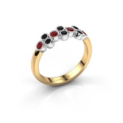 Ring Kayleigh 585 Gold Rubin 2.4 mm