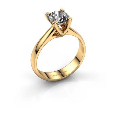 Verlobungsring Janna 1 375 Gold Diamant 1.00 crt