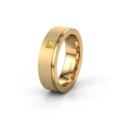 Ehering WH0550L16CMP 585 Gold Gelb Saphir ±6x2.2 mm