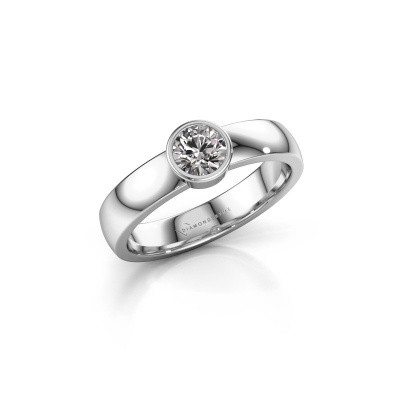 Picture of Ring Ise 1 925 silver lab-grown diamond 0.40 crt