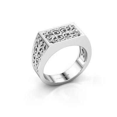 Foto van Heren ring Wouter 925 zilver