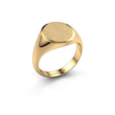 Zegelring Sven 3 375 goud