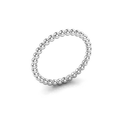 Picture of Stackable ring Dani 2mm 925 silver