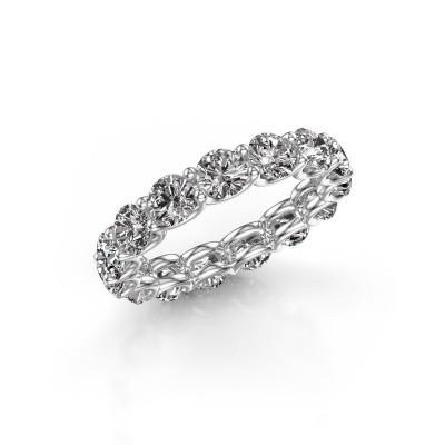 Foto van Ring Kirsten 4.2 950 platina lab-grown diamant 4.50 crt
