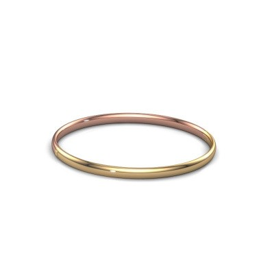 Picture of Bangle Jane 4mm 585 rose gold