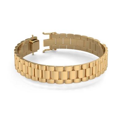 Foto van Armband erik 14 mm 585 goud ±14 mm