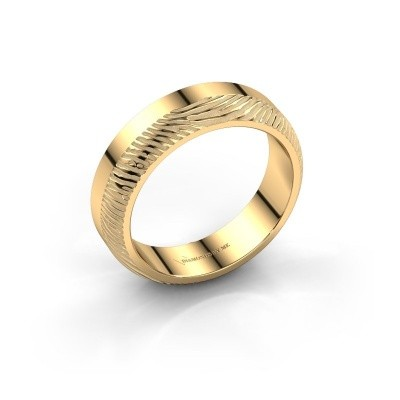 Picture of Wedding ring Lyda 585 gold ±5x2 mm