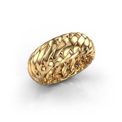 Foto van Ring Elane 585 goud
