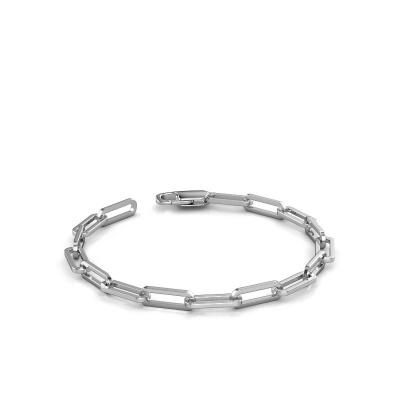Armband CFE sqr 5.0 950 Platin ±5 mm